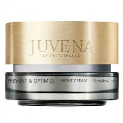 Noční krém pro citlivou pleť (Prevent & Optimize Night Cream Sensitive) 50 ml