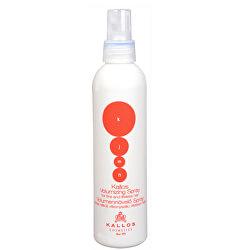 Objemový sprej pro všechny typy vlasů KJMN (Volumizing Spray) 200 ml