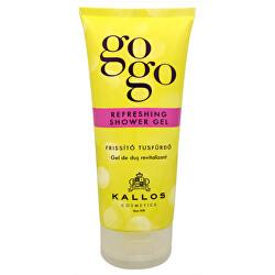 Osvěžující sprchový gel GoGo (Refreshing Shower Gel) 200 ml