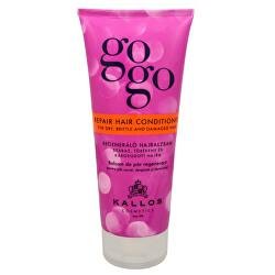 Regenerační kondicionér pro suché vlasy GoGo (Repair Hair Conditioner) 200 ml