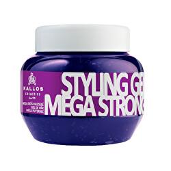 Silně tužící gel na vlasy (Mega Strong Styling Gel) 275 ml