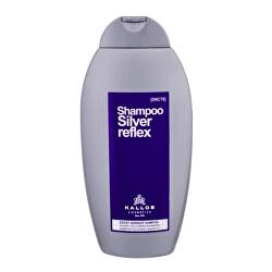 Stříbrný šampon pro blonďaté vlasy (Silver Reflex Shampoo) 350 ml