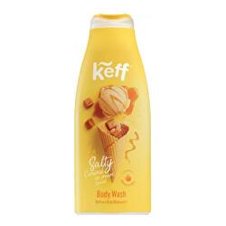 Mycí gel Slaný karamel (Salty Caramel Body Wash) 500 ml