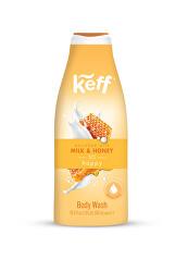 Mycí krém Mléko & med (Milk & Honey Cream Wash) 500 ml