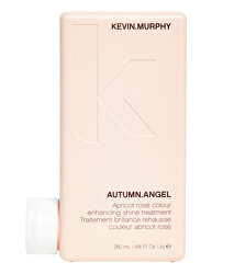 Jemně tónovací maska pro blond a zrzavé vlasy Autumn.Angel (Apricot Rose Colour Enhancing Shine Treatment) 250 ml