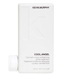 Maska pro blond a šedé vlasy Cool.Angel (Cool Ash Colour Enhancing Shine Treatment) 250 ml