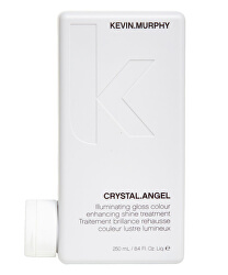 Maska pro lesk vlasů Crystal.Angel (Cool Ash Colour Enhancing Shine Treatment) 250 ml