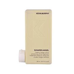 Maska pro blond vlasy Sugared.Angel (Creamy Beige Colour Enhancing Shine Treatment) 250 ml