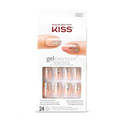 Gélové nechty 60663 Gel Fantasy (Nails) 24 ks