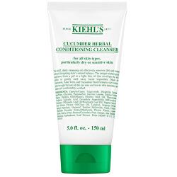 Jemně pěnivá čisticí pleťová emulze Cucumber Herbal (Conditioning Cleanser) 150 ml