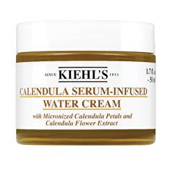 Hydratačný krém s nechtíkom lekárskym Calendula (Serum Infused Water Cream) 50 ml