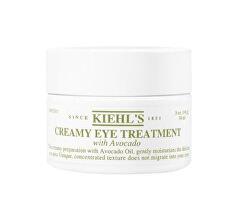 Péče o oční víčka a oční okolí s avokádem (Creamy Eye Treatment with Avocado)