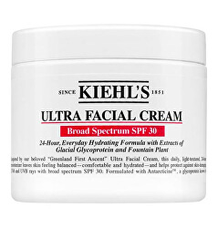 Lehký hydratační krém s ochranným faktorem SPF 30 (Ultra Facial Cream) 50 ml