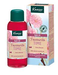 Olej do koupele Třešňový květ 100 ml
