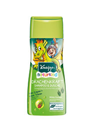 Šampon a sprchový gel pro děti Dračí síla 200 ml