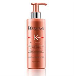 Čisticí kondicionér pro kudrnaté nepoddajné vlasy Discipline (Cleansing Conditioner Curl Ideal) 400 ml