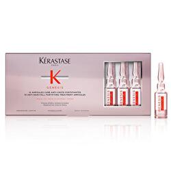 Intenzivní kúra pro slabé vlasy se sklonem k vypadávání Genesis (Ampoules Cure Anti-Chute Fortifiantes) 10 x 6 ml