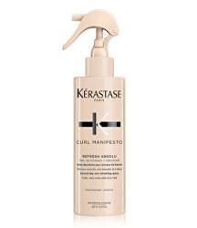 Osvěžující sprej pro vlnité a kudrnaté vlasy Curl Manifesto (Refresh Absolu Spray) 190 ml