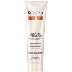 Uhlazující mléko pro nepoddajné a krepatějící se vlasy Discipline (Keratine Thermique Milk) 150 ml