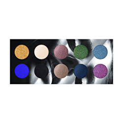 Paletă de 10 farduri de ochi Limited Edition Mert and Marcus Collection (After Dark Eyeshadow Palette)