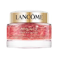 Nočné gélová maska Absolue Precious Cells (Nourishing And Revitalizing Rose Mask) 75 ml