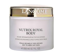 Obnovující a intenzivně vyživující tělové máslo Nutrix Royal Body (Intense Nourishing & Restoring Body Balm) 200 ml