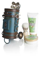 Set de produse cosmetice pentru bărbierit pentru bărbați într-o geantă de golf (Shaving Set Golf Bag)