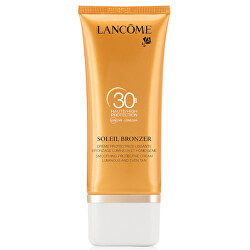 Crema abbronzante e rassodante SPF 30 (Soleil Bronzer Smoothing Protective Cream) 50 ml