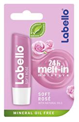 Balzám na rty Soft Rosé (Caring Lip Balm) 4,8 g