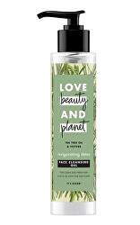 Čisticí gel na obličej Tea Tree & Vetiver (Face Cleansing Gel) 125 ml