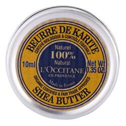 Bambucké máslo pro suchou pokožku 100 % BIO (Shea Butter)