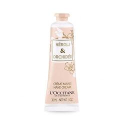 Krém na ruce Neroli a orchidej (Hand Cream) 30 ml