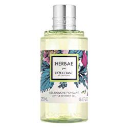 Sprchový gel s vůní divokých trav a kěvtin (Gentle Shower Gel) 250 ml