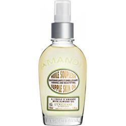 Zpevňující tělový mandlový olej (Almond Supple Skin Oil) 100 ml