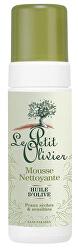 Čistiaca pena s olivovým olejom a aloe vera 150 ml
