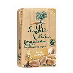 Săpun extra fin cu ulei natural de Argan (Extra Mild Surgras Soap) 250 g