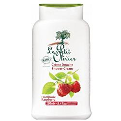 Jemný sprchový krém Malina (Shower Cream) 250 ml