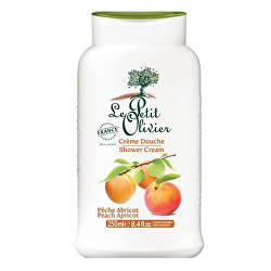 Jemný sprchový krém Nektarinkový květ (Shower Cream) 250 ml