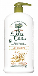 Sprchový krém Ovesné mléko (Shower Cream) 750 ml