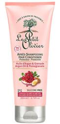 Ochranný kondicionér pro barvené vlasy s granátovým jablkem a arganovým olejem (Conditioner) 200 ml