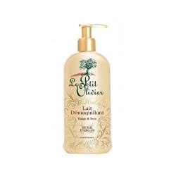 Odličovacie a čistiace mlieko na tvár a pleť s arganový olejom (Purifying Cleansing Milk Of Eyes And Face) 200 ml
