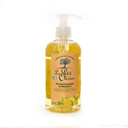Přírodní tekuté mýdlo s olivovým olejem Verbena a citrón (Pure Liquid Soap) 300 ml