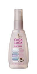 Kokosový olej na vlasy Coco Loco (Hair Oil) 75 ml