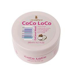 Krémová vyživující maska s kokosovým olejem CoCo LoCo (Mask) 200 ml
