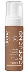 Bronzující tělová pěna Cappucino150 ml