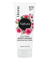 Hydratační krém na ruce a nehty Natura (Moisturizing Hand and Nail Cream) 75 ml
