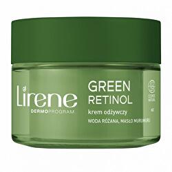 Noční zpevňující krém pro zralou pleť Green Retinol 50 ml