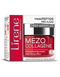Posilující pleťový krém s liftingovým účinkem Mezo Collagene (Strengthening Cream with Lifting Effect) 50 ml