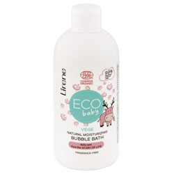Přírodní pěna do koupele Eco Baby (Bubble Bath) 250 ml