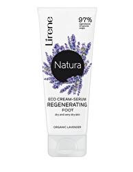 Regenerační sérum na nohy Natura (Regenerating Foot Cream-serum) 75 ml